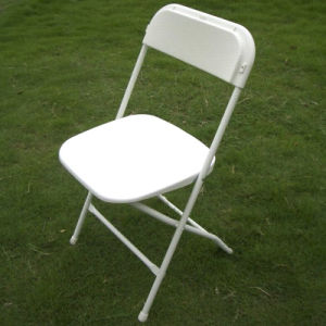 Steel Plastic Folding Chair for Outdoor Event pictures & photos