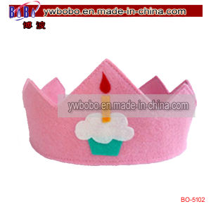 Wedding Tiara Hair Accessories Party Hat Party Headwear (BO-5106) pictures & photos