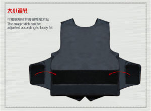 Anti-Stab Safety Anti-Bullet Kevlar Plates Multi-Pockets Military Green Tactical Outdoor Travelling Quick-Release Vest pictures & photos