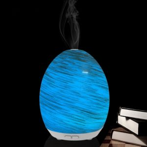 Aroma Diffuser with 7 Colors Changing Lights for Office Home (GL-1013-A-008) pictures & photos