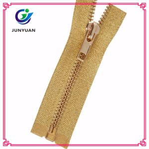 Anti-Brass Teeth Zipper for Bag Shoe pictures & photos