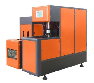Big Bottles Semi Automatic Pet Blow Molding Machine pictures & photos