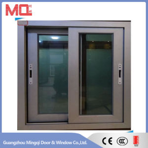 Aluminum Sliding Window with Stainless Steel Screen