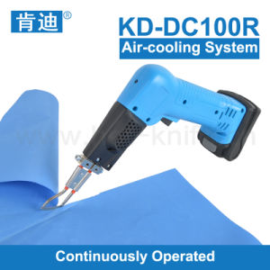 Air-Cooling Cordless Hot Knife Fabric Cutter/Rope Cutter/Webbing Cutter