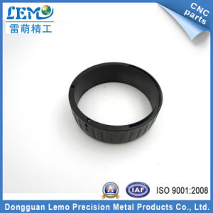 Precision Plastic Components CNC Turning Parts for Camera (LM-2773) pictures & photos