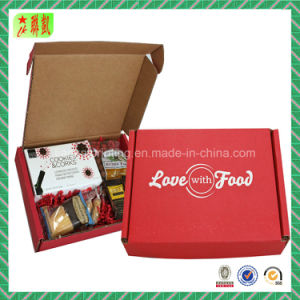 Custom Printed Color Corrugated Packaging Box, Carton Box pictures & photos