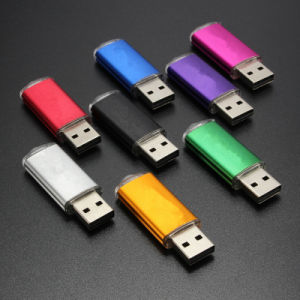 DIY Logo Promotional Gift Muti-Color USB Flash Drive/Stick