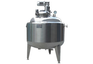 Preparation Tank for Thick Solution