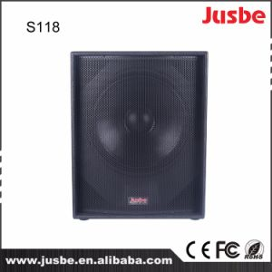 Professional Stage Sound System 18 Inch Subwoofer Speaker pictures & photos