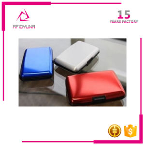 RFID Blocking Alumunim Credit Card Holder Wallet pictures & photos