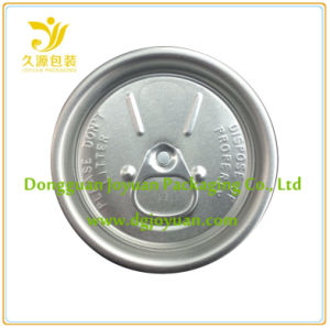 206# 57.1mm Aluminum Drinks Easy Open Can End Wholesale pictures & photos