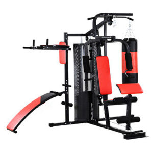 Multi Station Gym Three Comprehensive Machine for Training