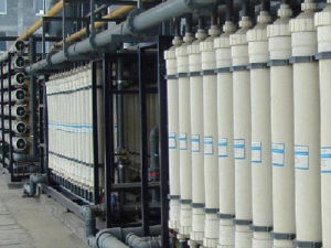 Equipment applied in municipal water treatment