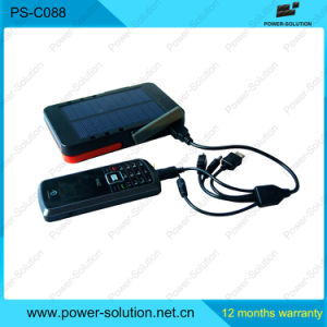 Portable Green Energy Solar Mobile Power Bank pictures & photos