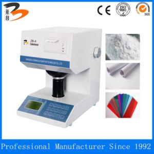 Professional Color Testing Machine for Paper Plastic Powder