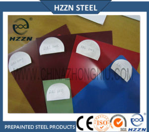 Prepainted Steel Coil (PPGI, Green Color) pictures & photos