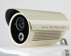 Outdoor 720p Waterproof Strong IR LED IP Camera pictures & photos