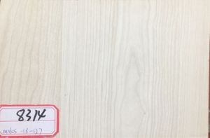 Ivory Cherry Face MDF, Color No.: 202, Size 120X2440mm, Thickness: as Your Order, Glue: E0, Ivory Cherry Paper MDF, Melamine MDF pictures & photos