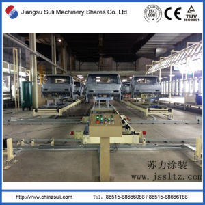 China Suli Shares Coating Automotive Painting Production Line