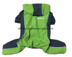 Reflect Safety Dog Raincoat Pet Safety Clothes pictures & photos