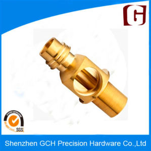 CNC Milling Service CNC Machining Part Brass Machining