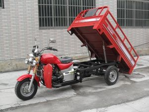 Heavy Duty Motor Cargo Three Wheel Motorcycle 150cc pictures & photos