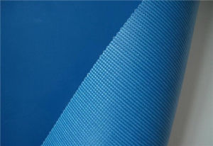 Waterproof Fabric PVC Cold Laminated Tarpaulin Tarp (1000dx1000d 9X9 510g) pictures & photos