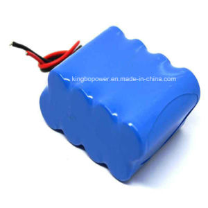 5s3p 18.5V Rechargeable Lithium Battery Power/Li-ion Battery Pack (6600mAh)