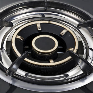 Stainless Steel Two Burner Gas Stove for Bangladesh Jp-Gc202 pictures & photos