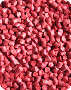 Factory Price Jolink Red Masterbatch R2000 for HDPE Blowing Film/ Injection Molding/ Sheet Extrusion/ Granulation