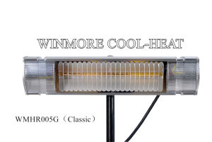Powerful Heating Capacity Winmore Outdoor Infrared Heater pictures & photos