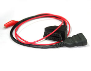 for FIAT 3pin -1clip to OBD2 16pin Diagnostic Cables pictures & photos