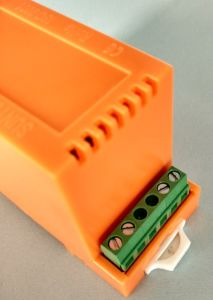Rail-Mounted DC Current Voltage Signal Conditioner pictures & photos