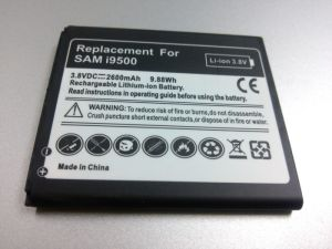 Brand New Rechargeable Mobile Phone Battery for Samsung S4