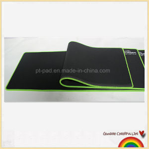 High Quality Big Size Mousepad with Edge Covered