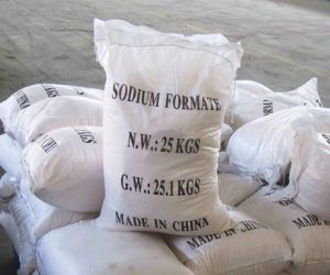 Top Quality 98% Leather Chemicals White Powder Sodium Formate pictures & photos