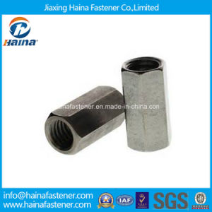 Stainless Steel Long Hex Coupling Nut Made in China pictures & photos