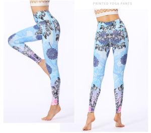 01137ea9c4 China Polyester Spandex Yoga Leggings Tight Woman Wholesale Yoga ...