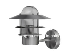 E27 Clear Glass Shade Outdoor Light with Ce Certificate (5015A-1) pictures & photos