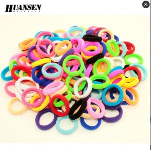China 2 3cm Nylon Elastic Hair Bands Good Hair Accessories