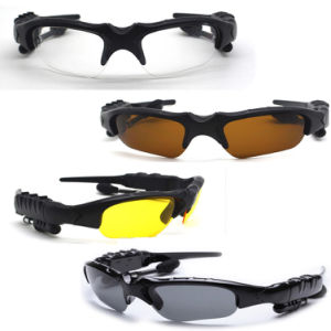 Wireless Stereo Bluetooth Headphone Sunglasses pictures & photos