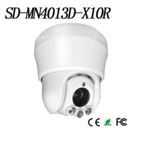 1.3 Megapixels HD CMOS Dome PTZ Camera {SD-Mn4013D-X10r}
