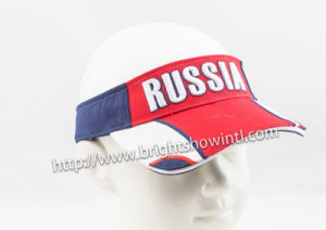 Fashion Sports Embroidery Visor for Summer pictures & photos