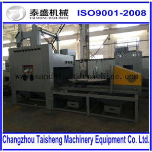 Manual cabinet sand blasting machine industrial sandblast cabinet & China Manual cabinet sand blasting machine industrial sandblast ...