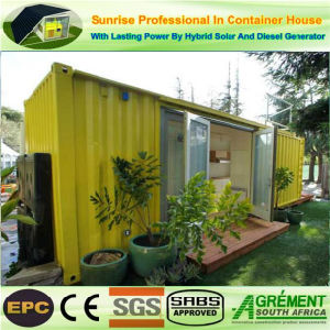 China Newest Luxus Container Haus Special Design Container Prefab