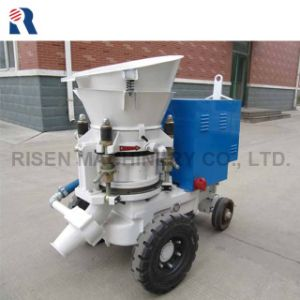 Risen PZ-3 Electric Driven Concrete Spraying Machine pictures & photos