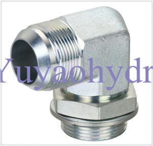 Hydraulic Fittings Jic 37-Degree Flare Tube Fittings pictures & photos