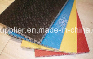 FRP Anti-Slip Sheet in Roll pictures & photos