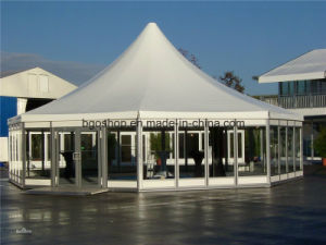 PVC Coated Tarpaulin Tent Fabric Truck Cover Roofing (1000dx1000d 30X30 900g) pictures & photos