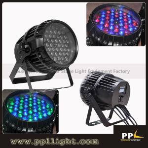 Waterproof LED Zoom PAR 54X3w LED PAR Can Outdoor Use